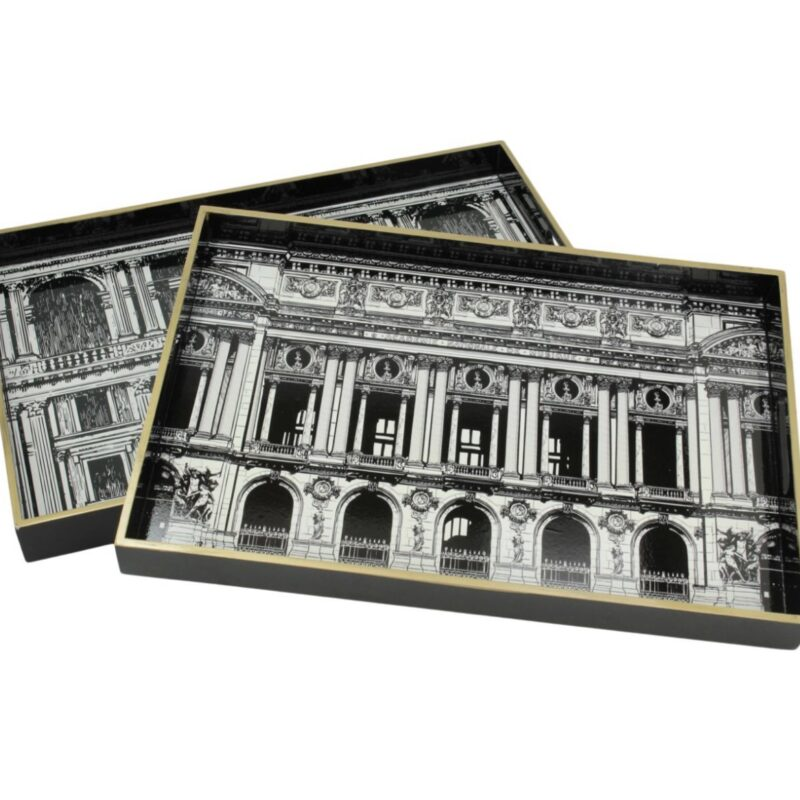 libra architectual trays